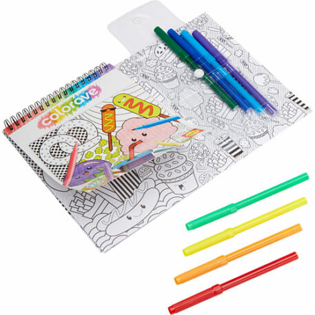 ALEX Art Colorave Mini Coloring Pad