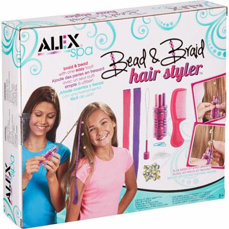 ALEX Spa Bead and Braid Hair Styler