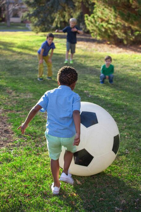 """30"""" Jumbo Soccer Ball"""