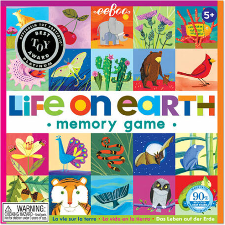 Life on Earth Matching Game E