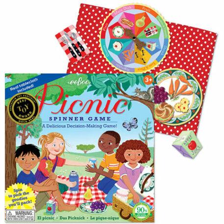 Picnic Spinner Game (2ED)