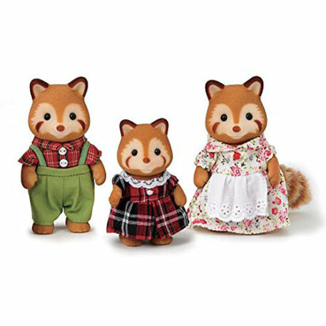 Calico Critters Red Panda Family Toy