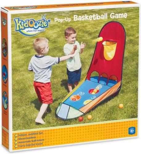 Pop Up Basketball Game