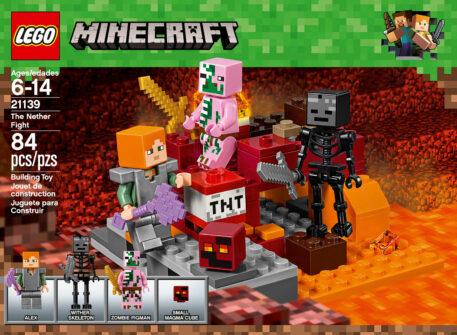 Minecraft - The Nether Fight