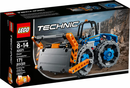 Technic - Dozer Compactor