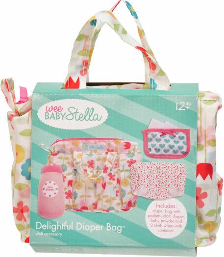 Wee Baby Stella Delightful Diaper Bag