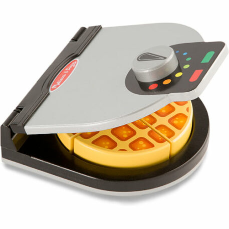 Press & Serve Waffle Set