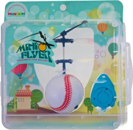 Mini Flyer Baseball (Plastic Box)