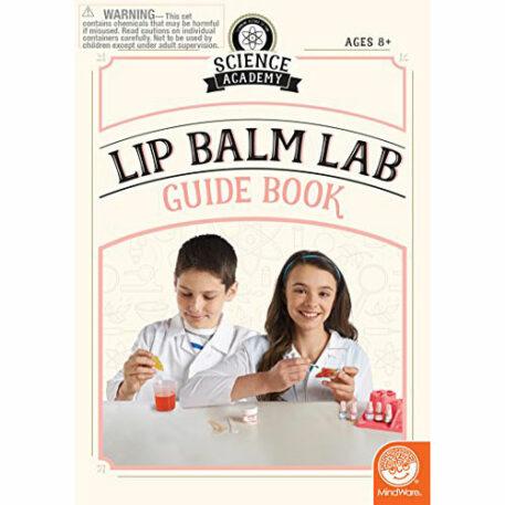 Science Academy: Lip Balm Lab