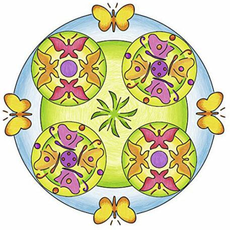 Ravensburger Original Mandala Designer Garden Playset