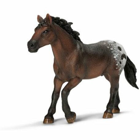 Schleich Appaloosa Stallion Toy Figure