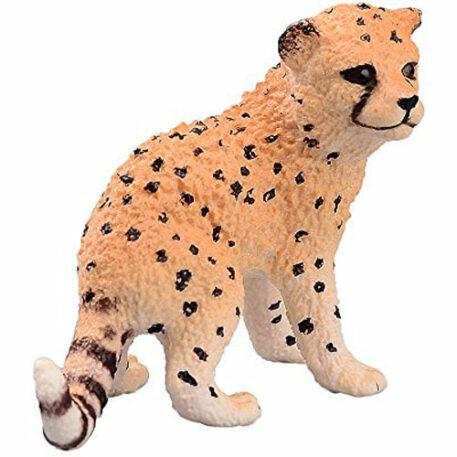 Schleich 14747 Africa Cheetah Cub Toy Figure