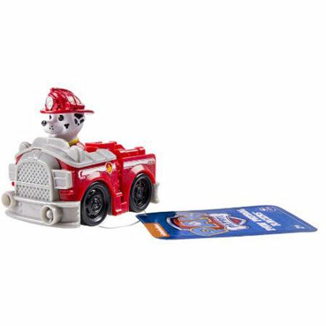 Nickelodeon, Paw Patrol Racers, Marshall's Fire Truck Vehicle