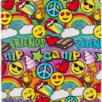 Camp Friends Towel