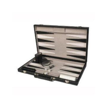 """Hansen Classic Executive Backgammon Attache Game, 18"""""""