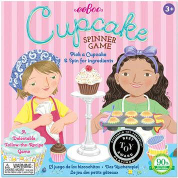 Cupcake Spinner Game (2ED)