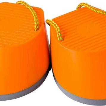 Clip Cloppers- Orange