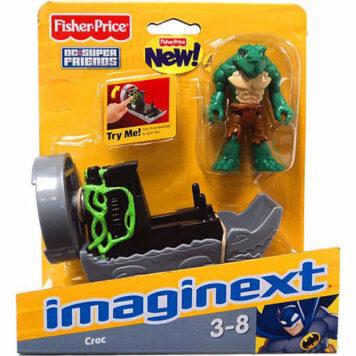 Fisher-Price Imaginext DC Super Friends K. Croc