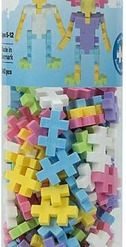 Plus-Plus Tube - 240 pc Pastel