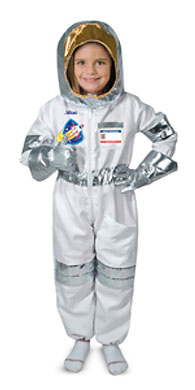 Astronaut Role Play Set
