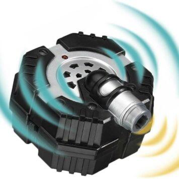 Micro Motion Alarm