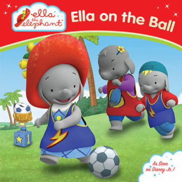 Ella on the Ball