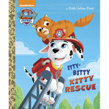 The Itty-Bitty Kitty Rescue (Paw Patrol)