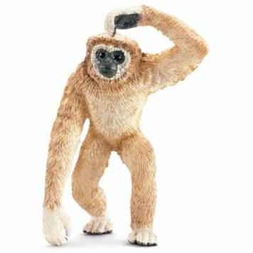 Schleich Adult Gibbon Toy Figure