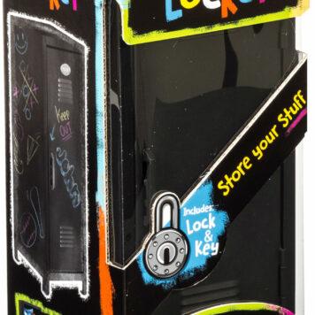 Chalkboard Locker