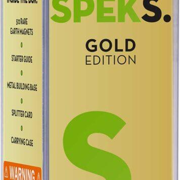Gold Edition Speks