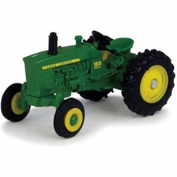 John Deere 1010 Utility Vintage Tractor - Ertl Collect N Play Series