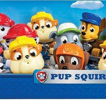 Paw Patrol Bath Squirters
