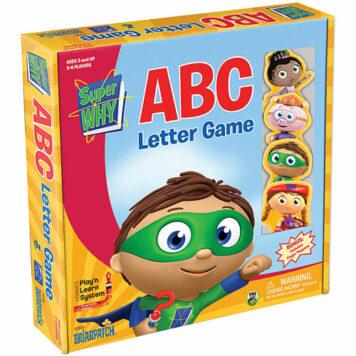 Superwhy ABC (square Box)