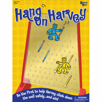Hang On Harvey (rectangular Box)