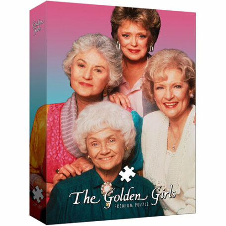 The Golden Girls - PUZZLES (1000 PIECE)