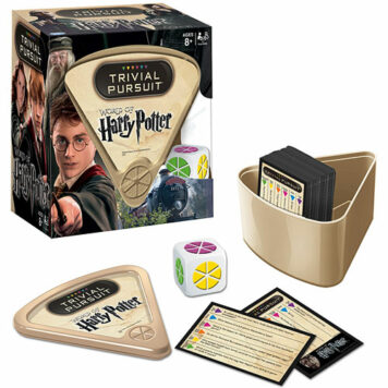 World of Harry Potter - TRIVIAL PURSUIT