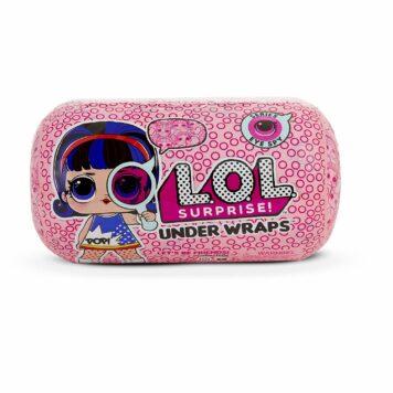L.O.L. Surprise Under Wraps Doll- Series Eye Spy