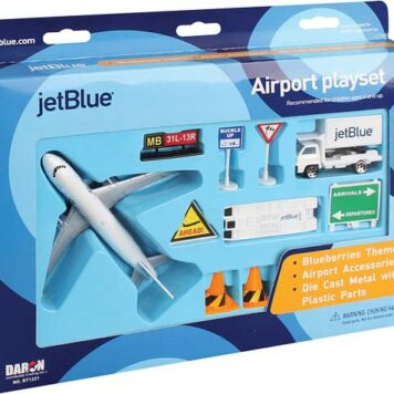 Jetblue Airport Play Set