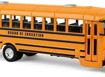 Action City School Bus