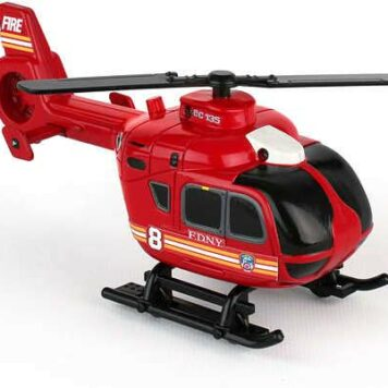 Fdny Mighty Helicopter W/Light & Sound