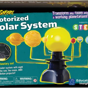 GeoSafari Motorized Solar System (this will replace EI-5237)