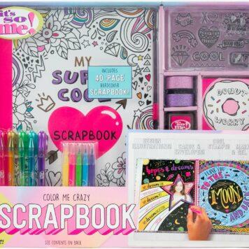Color Me Scrapbook
