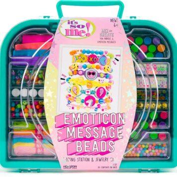 Emoticon Message Beads