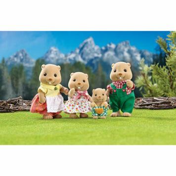 Woodbrook Beaver Family