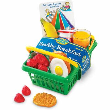 Pretend & Play Healthy Breakfast Set