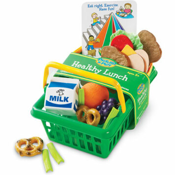 Pretend & Play Healthy Lunch Set