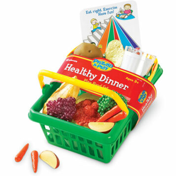 Pretend & Play Healthy Dinner Set