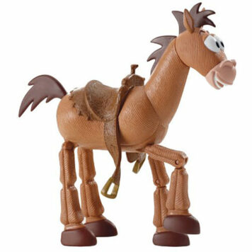 Toy Story Deluxe Bullseye Figure