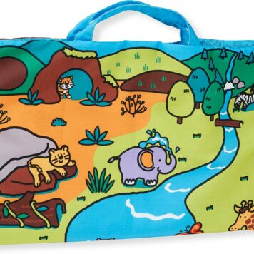 Take-Along Wild Safari Play Mat
