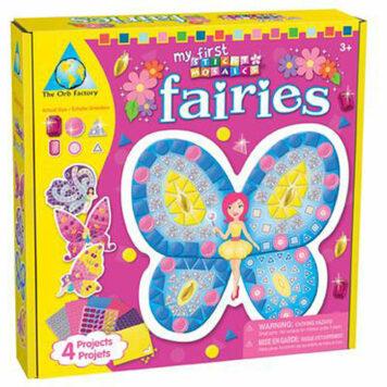 My First Sticky Mosaics Fairies